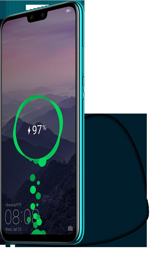 huawei y9 2019 battery phone